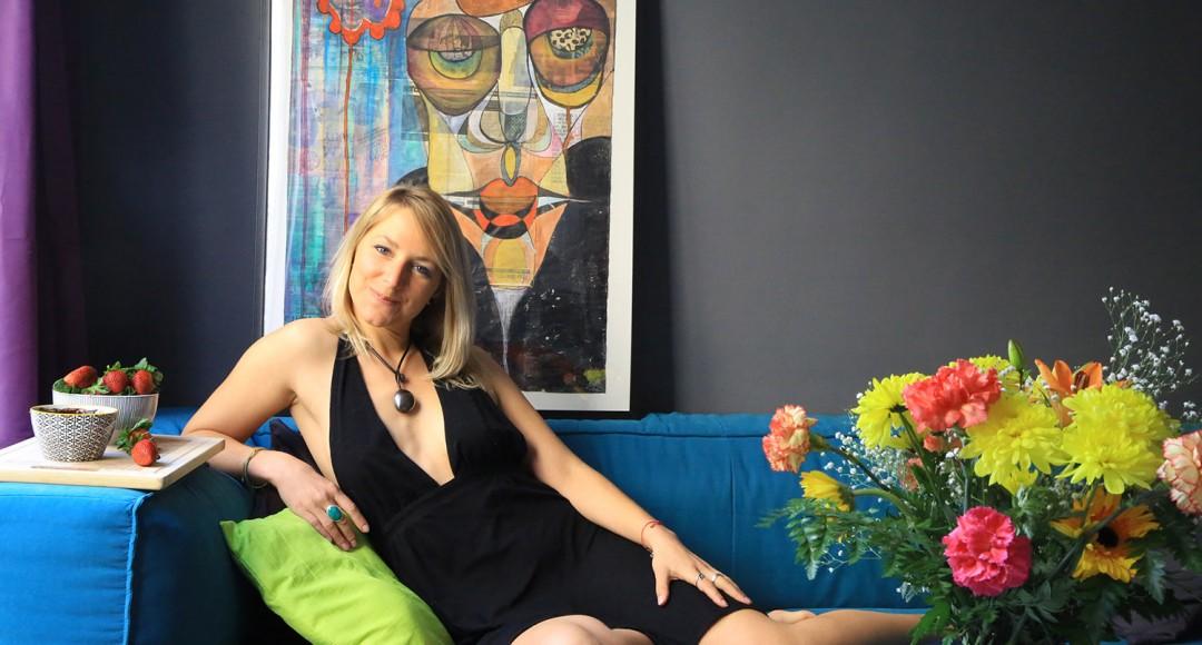 ces gens qui suivent leurs r ves pauline hanuise coach en nutrition. Black Bedroom Furniture Sets. Home Design Ideas