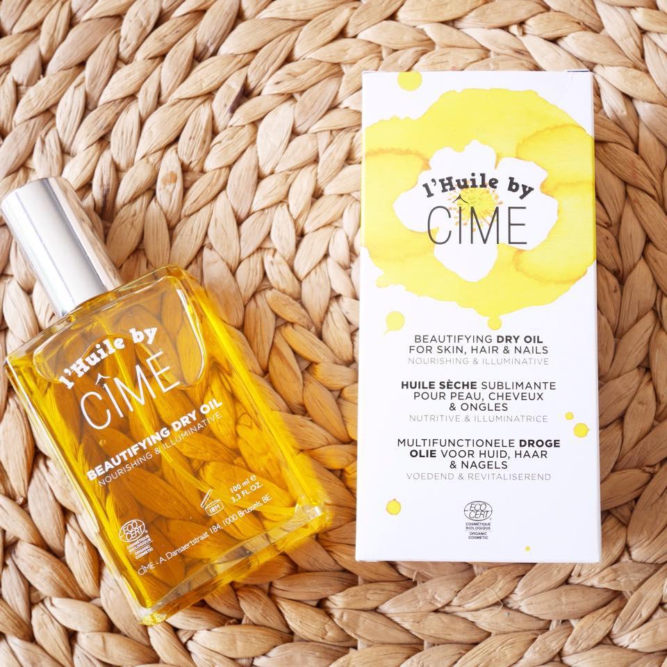 L'huile sèche by Cîme