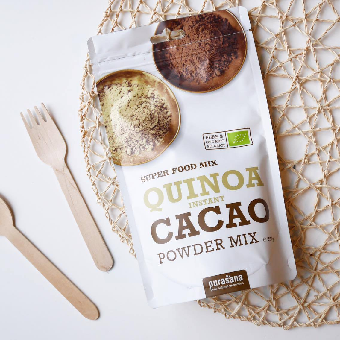 Superfood mix Quinoa Cacao
