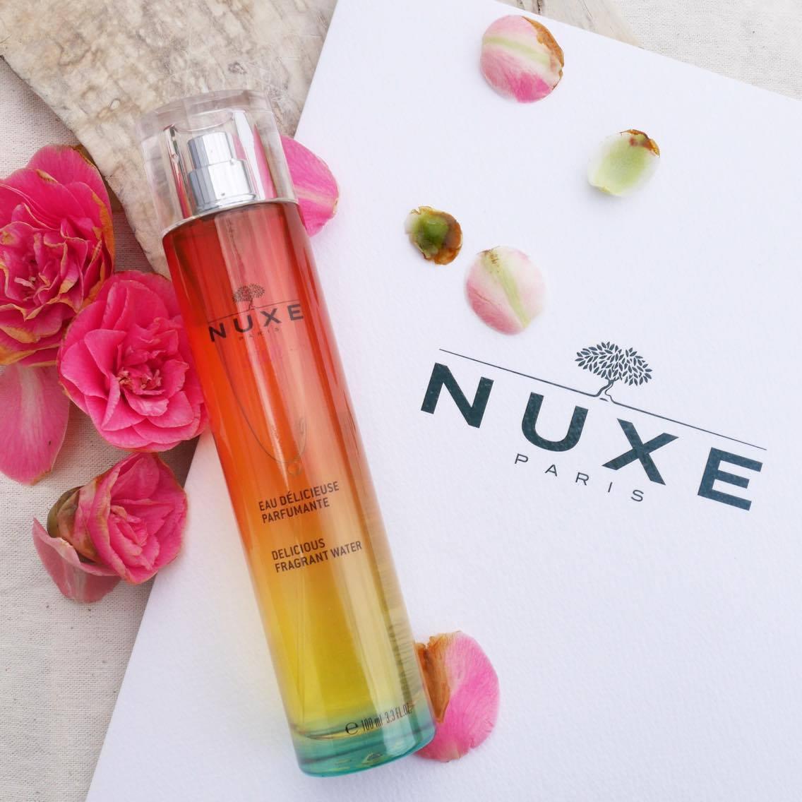 L'eau parfumante Nuxe Sun