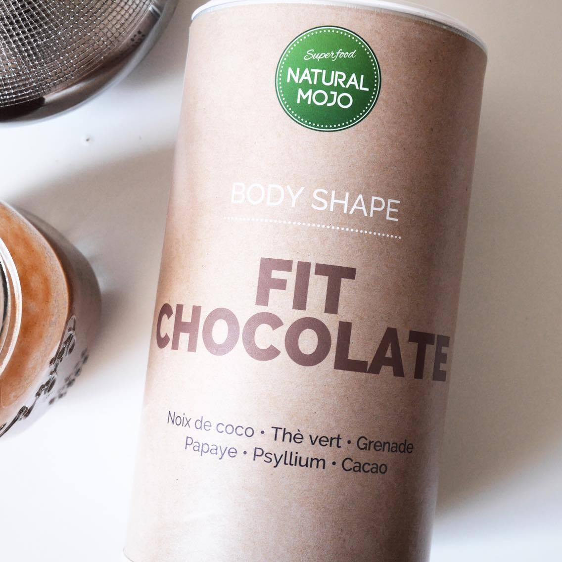 BODY Shape Fit Chocolate de Natural Mojo - Help Yourself