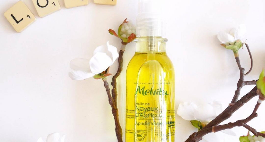 Melvita huile noyaux abricot