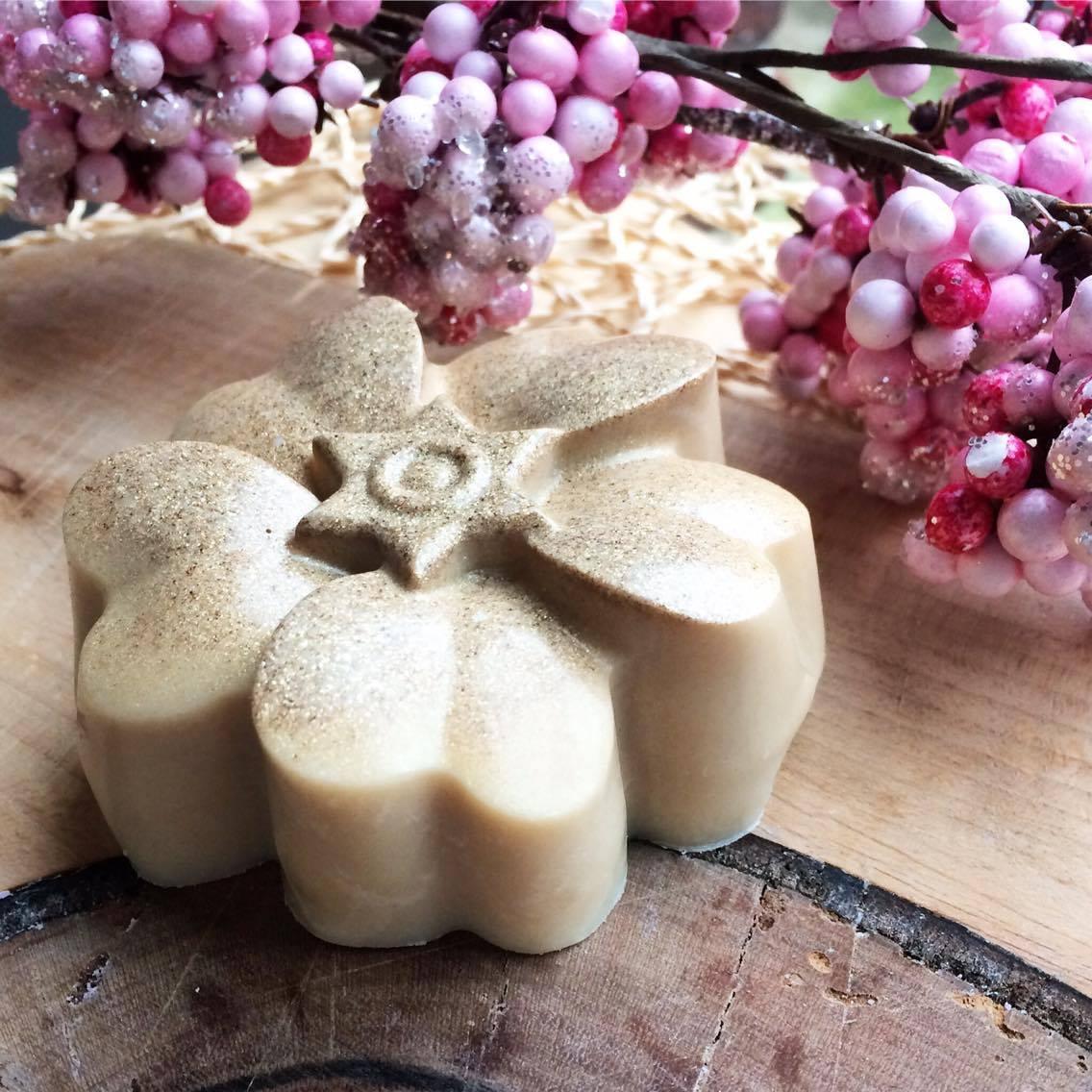 Barre de massage cosmétique solide