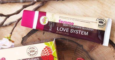 Hydratant love système