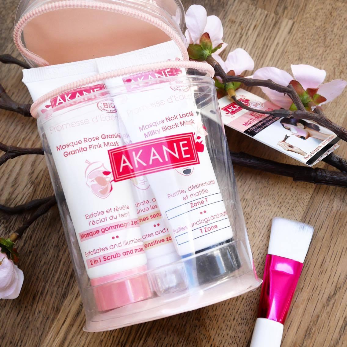 Multi-masking Akane